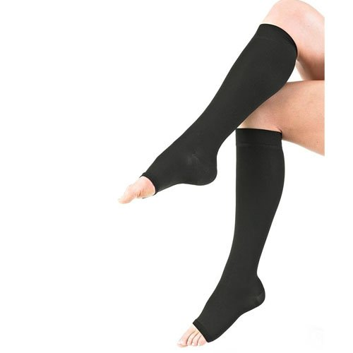 Amazon.com: NEO G Knee High Compression Hosiery (Open Toe