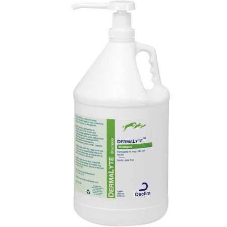 Dermapet DermaLyte Shampoo (ONE Gallon)
