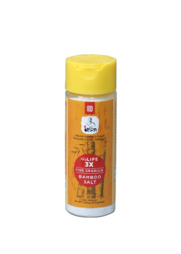 NuLife 3X Bamboo Salt (Granule) 250g by My Bamboo Salt