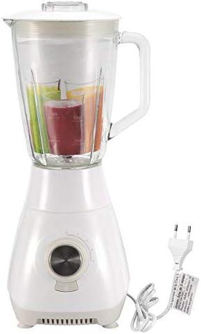 Batidora Vaso de Plástico,Licuadora casera multifuncional Mezclador de exprimidor de frutas 220 V Enchufe de la EU: Amazon.es: Hogar