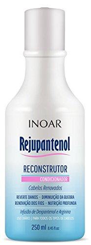 Condicionador Rejupantenol com Dexpantenol 250 ml, Inoar, Transparente