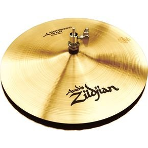 Zildjian A Series 13'' Mastersound Hi Hat Cymbals Pair by Avedis Zildjian Company