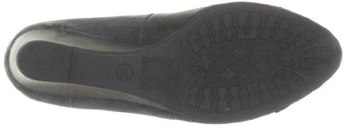 Geox D Venere P, Scarpe Con Tacco Donna, Nero, 36.5 EU