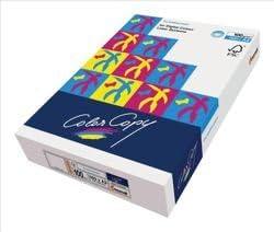 Color Copy Kopierpapier Premium, Verpackt, Sehr Glatt, DIN A3, 100 G/M ², Geriest, Weiß, 500 Blatt, CCW1024