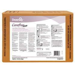 Diversey 5104757 Carefree Matte Finish, Commercial-Strength Non-Glaring Floor Finish (5gl) by Diversey (Image #1)