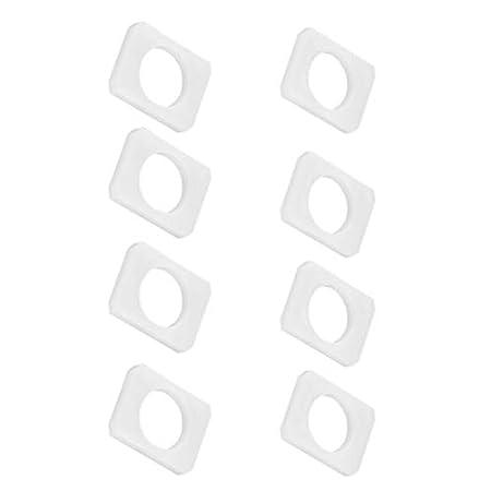 Fix Worn Rocking Repair boccole di Ricambio migliorate per boccole del Sedile DEBBD Debd per BMW Z3 Z3M