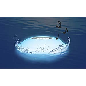 poolmaster floating speaker
