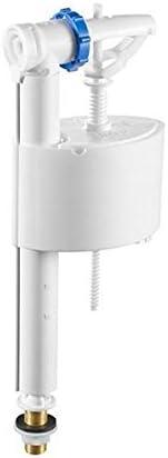 Roca A822502300 Mecanismo de alimentación inferior con rosca metálica, Blanco
