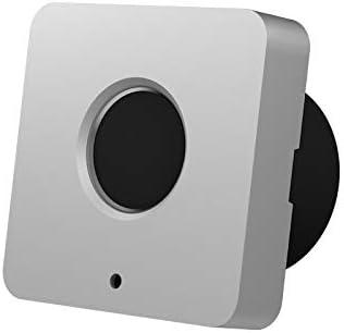Smart Lock zur biometrischen Erkennung von Halbleitern f/ür B/üro und Zuhause Smart Office Drawer Fingerabdrucksperre Speichern und Identifizieren von 20 Fingerabdr/ücken Fingerabdrucksperre