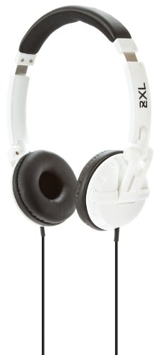 2XL Shakedown Headphone with Full Suspension X5SHFZ-819 (White)