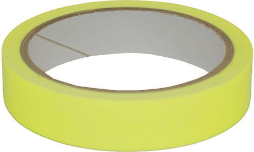 23mm x 10m Fluorescent Yellow Adhesive Waterproof Repair Duct Gaffa Cloth Tape Get Goods