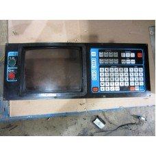 matsuura mc 500v2 cnc mill yasnac yaskawa mx 1 monitor crt panel key rh amazon com