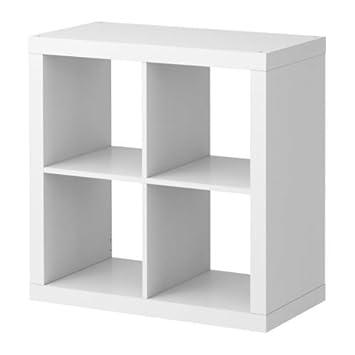 Retro Shelves Bookcase Cube Shelving NEW - White