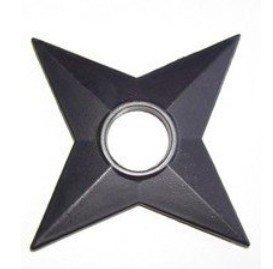 Amazon.com: Generic Naruto Shuriken Throwing Star Real Size Plastic