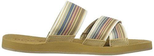 Roxy Damen Shoreside Sport Sandale Multi