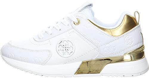 Guess FL5MYNFAL12 Chaussures de Tennis Femme