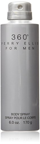 (Perry Ellis 360 Body Spray, 6 Ounce)