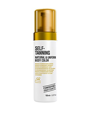 Self Tanning Natural Body Mousse product image