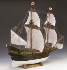 【売り切り御免!】 木製模型 1/80】帆船【サン ファン バウティスタ バウティスタ 1/80 プラモデル】帆船 プラモデル B07R5KL47L, オノエマチ:fbb89082 --- calloffice.com.tr