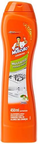 Multiuso Mr Músculo Cremoso Manhã do Campo 450ml