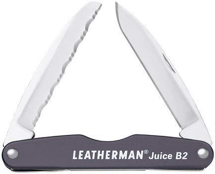 Leatherman - Juice B2 Multitool, Granite Gray