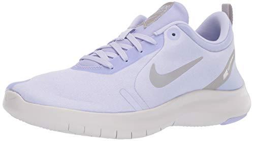Nike Women's Flex Experience Run 8 Sneaker, Lavender Mist/Atmosphere Grey, 6 Regular US (Sneaker Heels Nike)