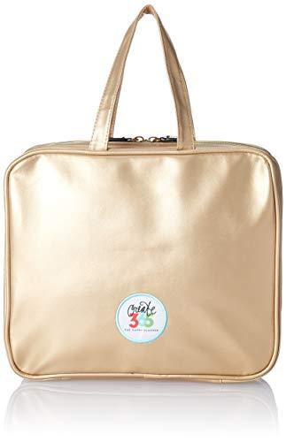 Planner Storage Case - Me & My Big Ideas The The Happy Planner Storage Bag, Gold