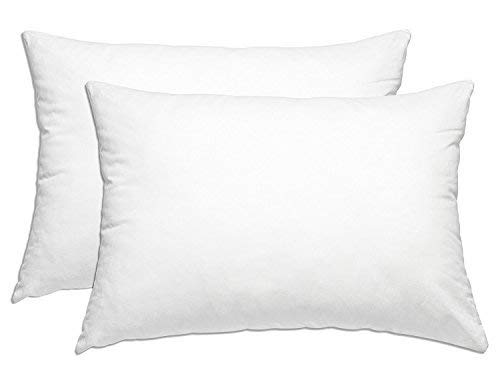 (Le'vista Hotel Collection Plush Pillow - Down Alternative Pillows, King, (2)