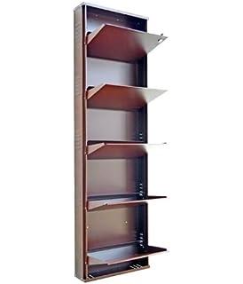 Superb Peng Essentials Peng Space Saver Foldable 5 Level Shoe Rack 20u0027u0027 Wide