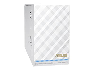 ASUS Dual-Band AC1900 Repeater Range Extender Media Bridge Access Point with USB 3.0 (RP-AC68U)