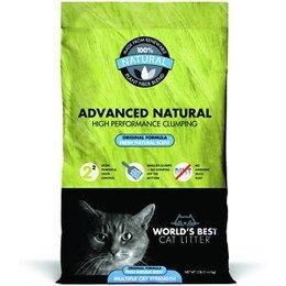 WORLDS BEST CAT LITTER ADVANCED NATURAL ORIGINAL