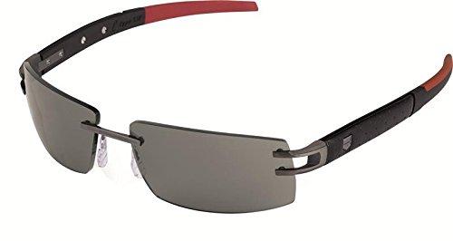 Amazon.com: Tag Heuer L-Type LW 0401 Gafas de sol Novilla ...
