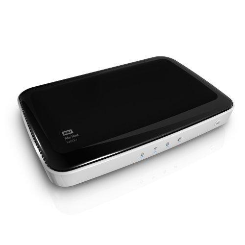 Western Digital MyNet N600 HD Dual Band Wireless-N Wi-Fi Router