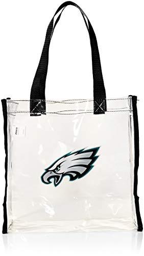 Philadelphia Eagles Clear Reusable Bag