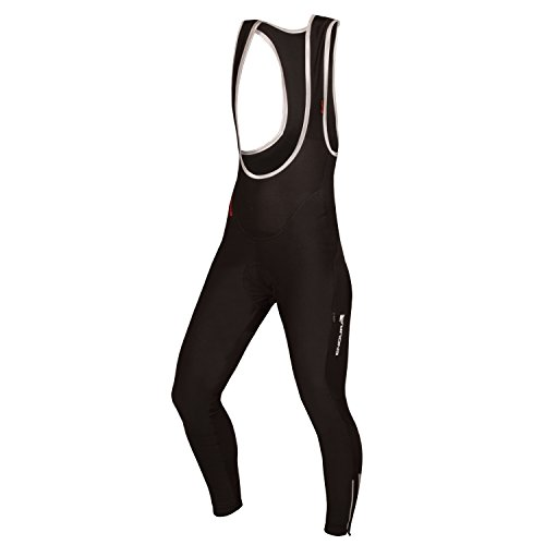 Endura Womens Windchill Biblong DS Black, Medium by Endura