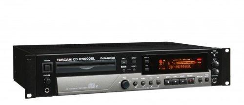TASCAM CD-RW900SL Professional Slot Loading CD Recorder MP3 Playback w/ Remote ()