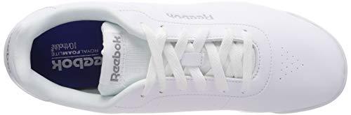 white Zapatillas Mujer Blanco De Royal 000 Deporte Charm Grey baseball Para Reebok RgEBwx8qB