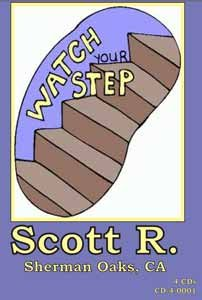 Scott R. - Twelve Step Study (Audio CDs) - 4 CD - Stores Sherman Oaks
