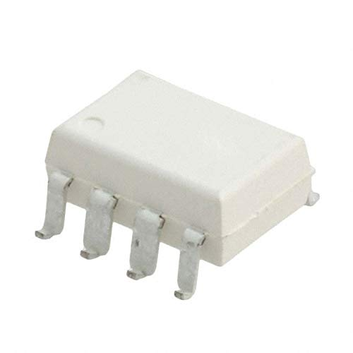 6N137SVM ON Semiconductor Isolators Pack of 100 (6N137SVM)