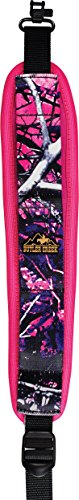 Butler Creek Comfort Stretch Rifle Sling with Swivels, Muddy Girl