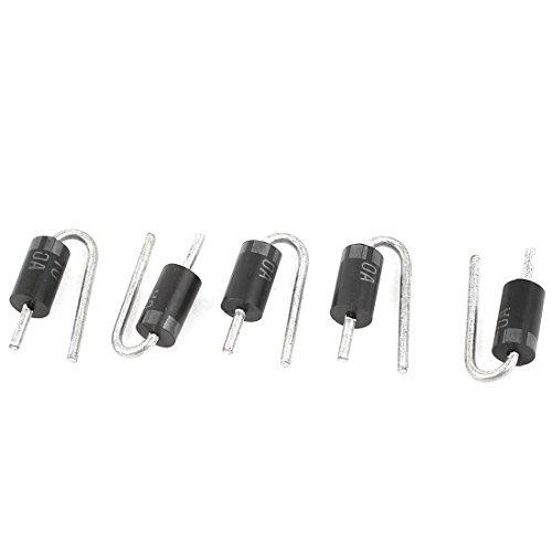 DealMux a14072500ux0322 31DQ10 Axial fü hrt Schottky Gleichrichter-Dioden, 100V 3.3A, 5 Stü ck DLM-B00SWK29QI