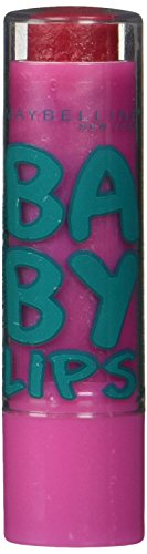 Maybelline New York Baby Lips Balm Limited Edition, Ruby Star, 0.15 Ounce