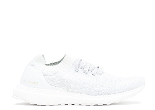 Adidas Man Ultraboost Uncaged Ltd Vit / Grå Tyg