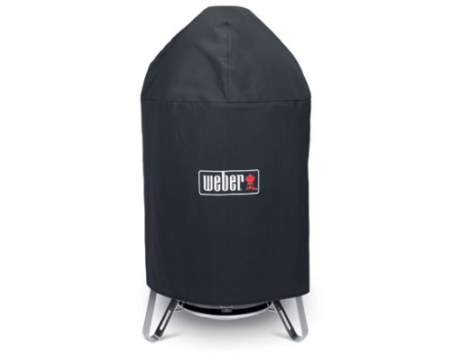 Weber 99915 Vinyl Cover For 22 Charcoal Smokey Mountain Cooker