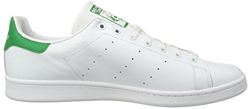 Running 0 Smith Stan Adulte Blanc Baskets Running Adidas Originals Fairway White Footwear White Mixte HOqCpp4