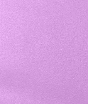 Bright Lilac Felt Fabric - By the Yard