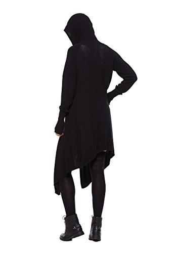 Musterbrand Star Wars Cardigan Damen Sith Apprentice Hoodie schwarz:  Amazon.de: Bekleidung