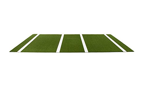 Pro-Ball Synthetic Turf Baseball/Softball Hitting Mat, No Plate - 6 feet x 12 feet by All Turf Mats