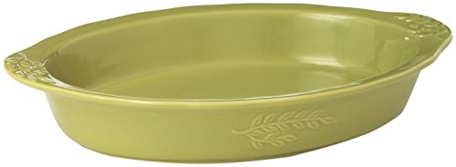 Certified International Cuisineware Green Au Gratin