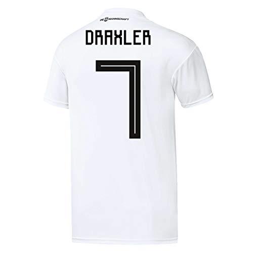 Adidas 2018 camiseta Draxler Dfb Soccer local Wm Jersey rXq0rwI